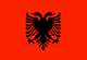 Albanie Flag