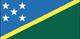 iles Salomon Flag